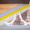 Izo-floor Padlófűtés alátét fólia beépítés