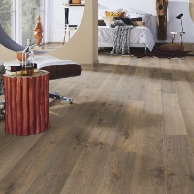 Krono Original Variostep Classic K417 Andromeda Oak laminált padló nappali