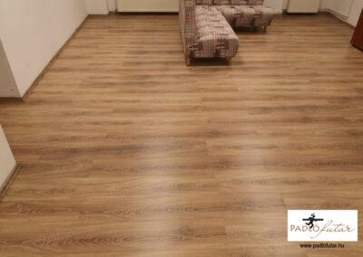 Gyönyörű Krono Original laminált padló – Padlófutár referencia
