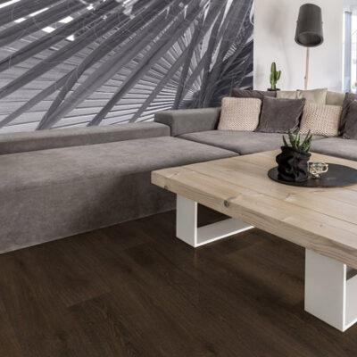 Az innovatív műszaki technikával fejlesztett Kronostep SPC vinyl padló Z218 Oakledge tökéletes tagja a Kronostep SPC termékcsaládnak.